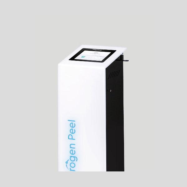 Hydrogen - peeling wodorowy