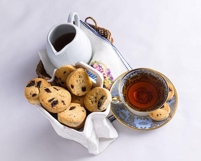 Celebrowanie herbaty